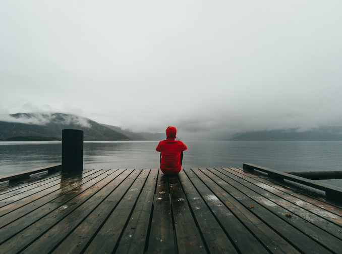 Loneliness isn't something you can 'fix' (or need to)