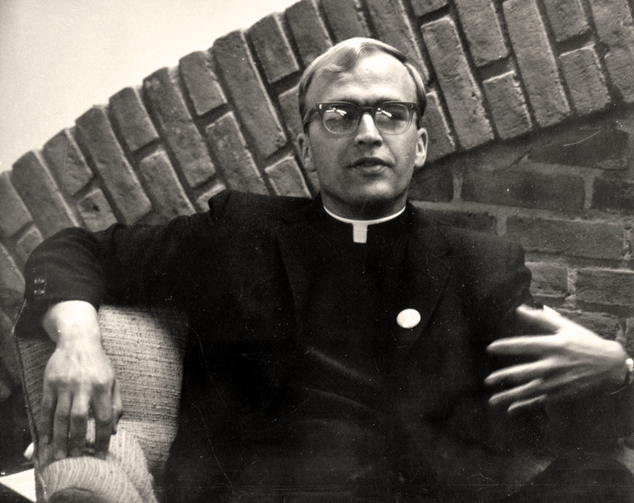 Renegade priest: Father William Dubay