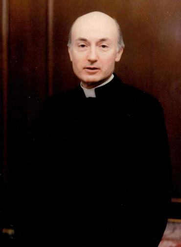 Father George Rutler, S.T.D.