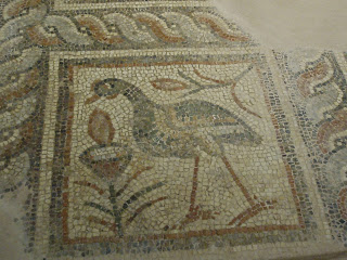 Christ our Pelican, Byzantine Museum, Thessalonica, John W. Martens January 2006