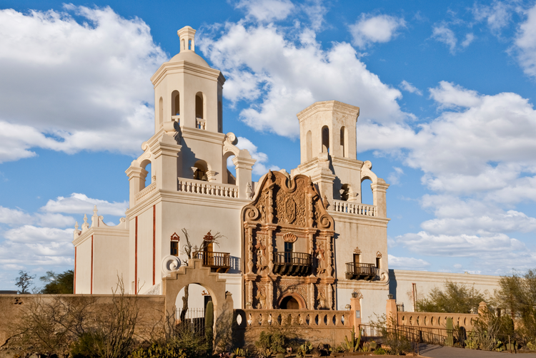 The Mission San Xavier del Bac: A Shrine Without Borders ...