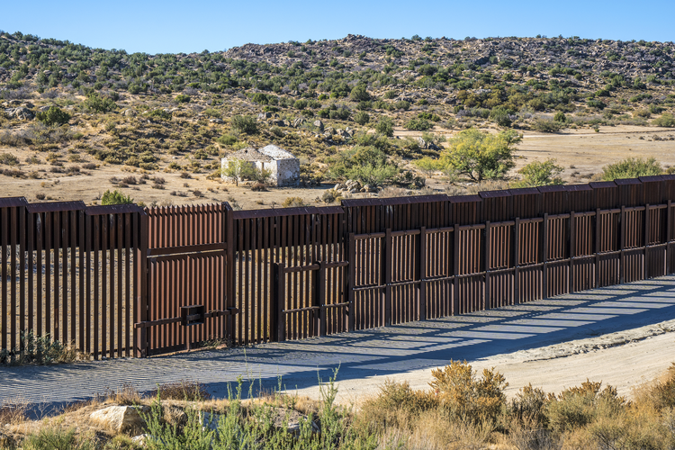 United States-Mexico Border ~ Damn Cool Pictures  |What Two States Border Mexico