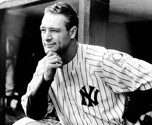 "Henry Louis Gehrig, Yankee Captain and ""Luckiest Man"""