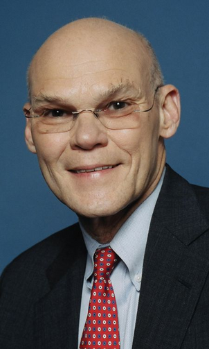 James Carville (Wikicommons)