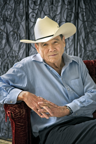 James Lee Burke (Frank Veronsky - Photo Provided)
