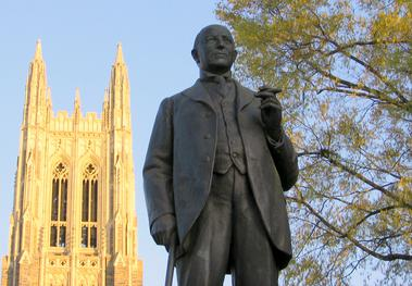 James Duke statue. Courtesy of Wikipedia.