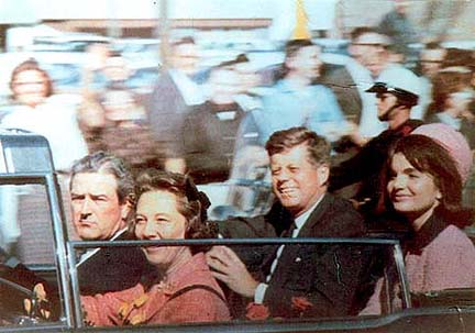President Kennedy in Dallas