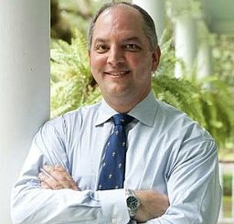 John Bel Edwards provided a rare victory for Democrats in the South. (Richard David Ramsey, via Wikimedia Commons)