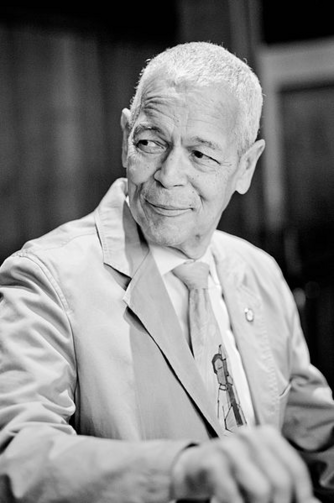 Julian Bond, 2012. Photographed by Eduardo Montes-Bradley.
