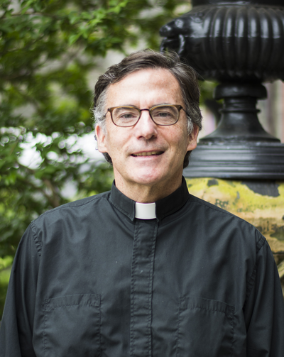 Father Kevin O'Brien, S.J. (photo provided)