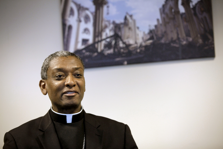 Haiti's Bishop Chibly Langlois is among the 19 Cardinal-Elects