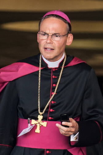 The Bishop of Bling?