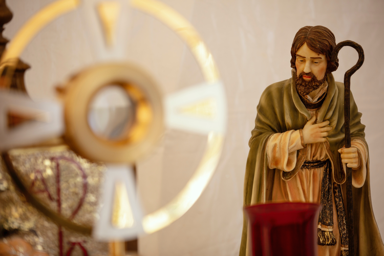 Fr. James Martin, S.J.: Why do we always forget about Joseph?