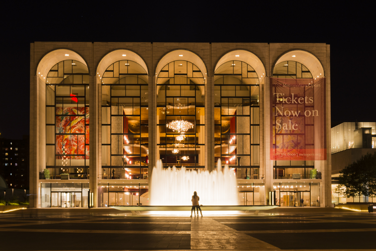 The Metropolitan Opera in New York (photo: iStock)