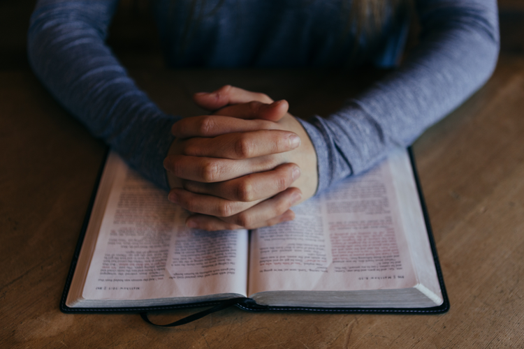 Engaging the Gospel through prayer