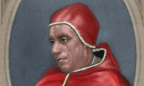 Pope Gregory XII (d. 1417)
