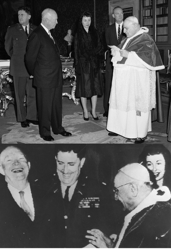 When Laughter Shook the Vatican Walls: Pope John XXIII and President Dwight D. Eisenhower, December 6, 1959