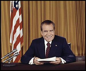 Richard Nixon know how to get two-thirds of the white vote, at least in 1972.