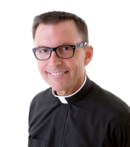 Father Robert P. Reed (photo provided)