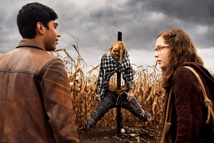 Scary Stories to Tell in the Dark' review: It terrifies, but