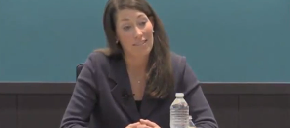Alison Lundergan Grimes is all about the sanctity of the ballot.
