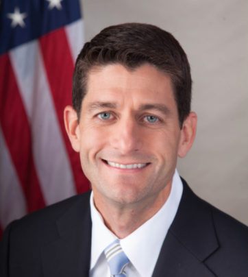 Paul Ryan does not want to be called a shirker. (Photo from paulryan.house.gov)