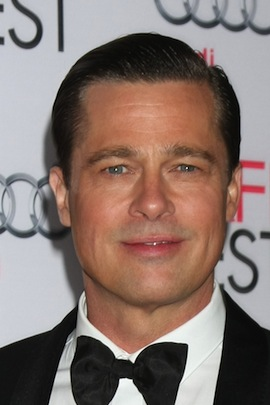If Brad Pitt had been a Republican, would he have headed to Washington instead of Hollywood? (Shutterstock)