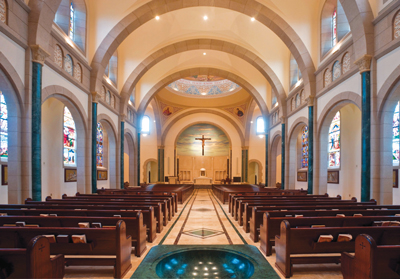 Upon This Foundation: Are new church designs taking us
