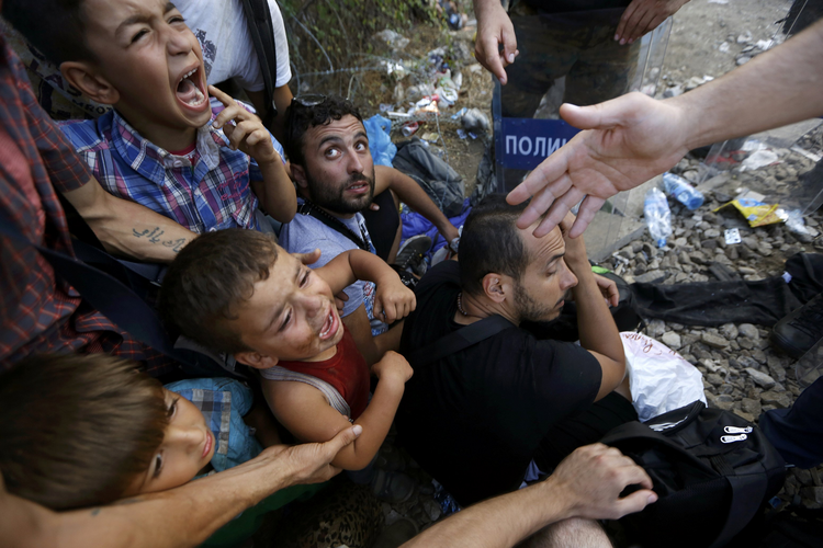 Trigger Warning: On Not Looking at Dead Syrian Babies ... |Dead Syrians