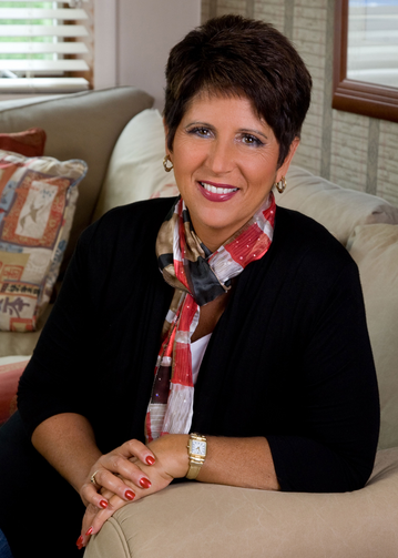 Teresa Tomeo is a lay Catholic author, syndicated talk show host and motivational speaker.