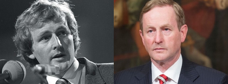 A Lifetime in the Irish Government: Enda Kenny at the Beginning and Perhaps, Near the End?