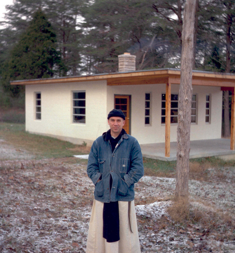 The hermitage at Gethsemani: 'In the silence, everything begins to connect'