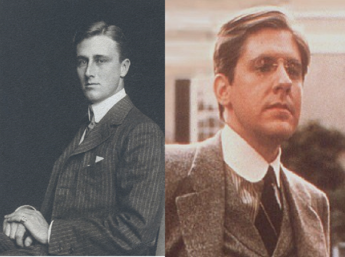 Two FDRs: Franklin D. Roosevelt and Edward Herrmann