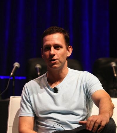 Peter Thiel (Wikicommons)