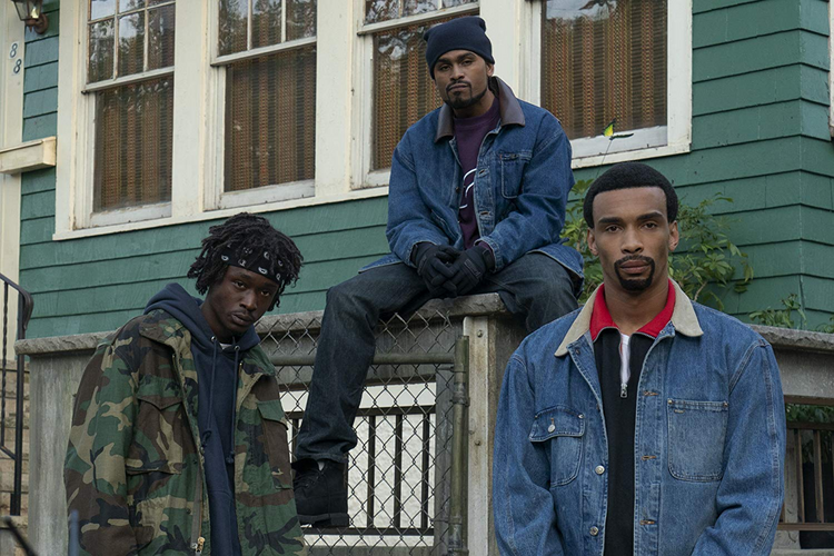 The street philosophy book behind the 'Wu-Tang' television miniseries