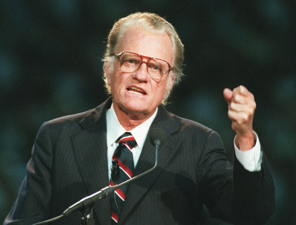 How Billy Graham shaped American Catholicism | America ...