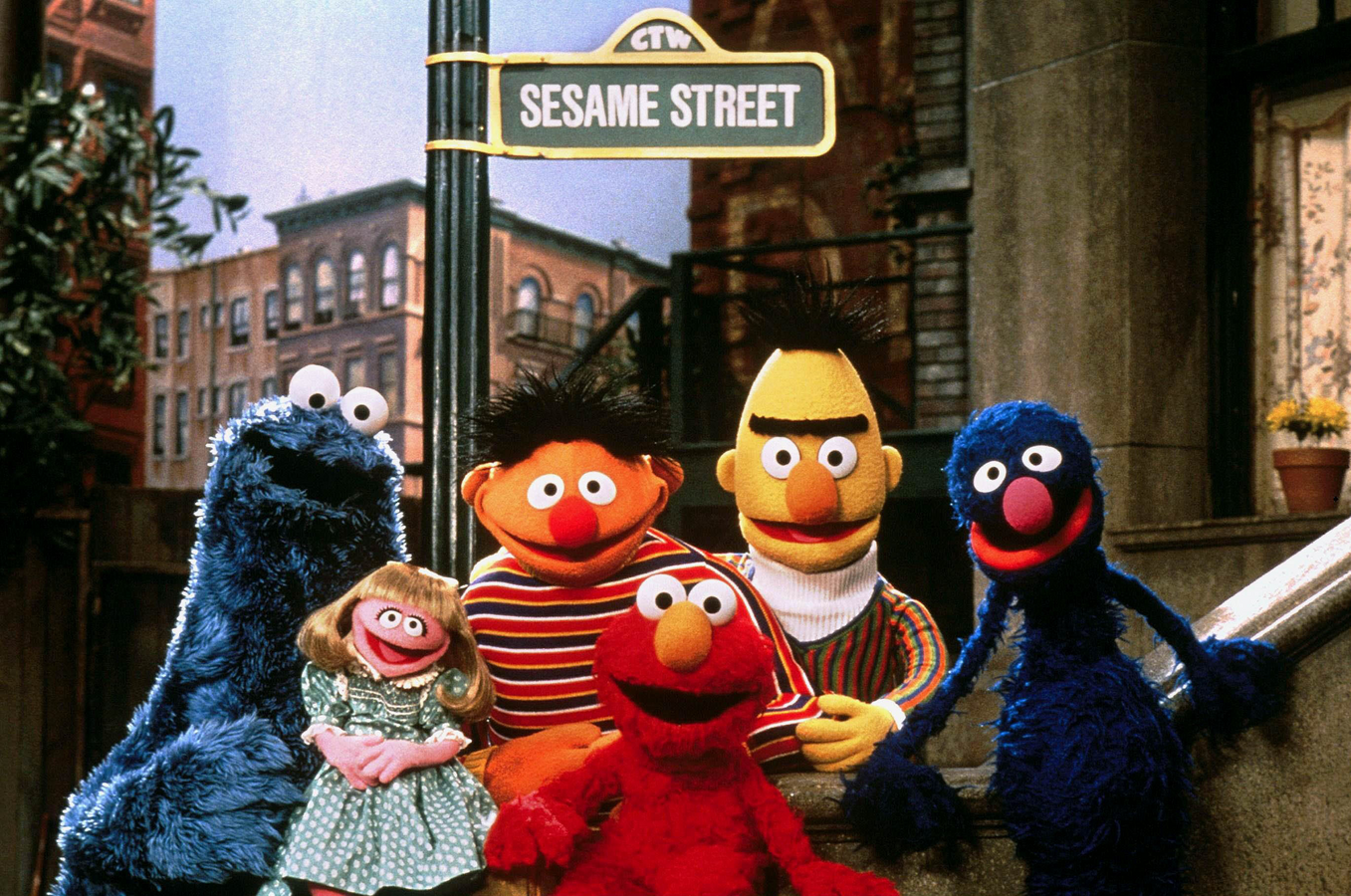 50 years of 'Sesame Street': What the show's history can