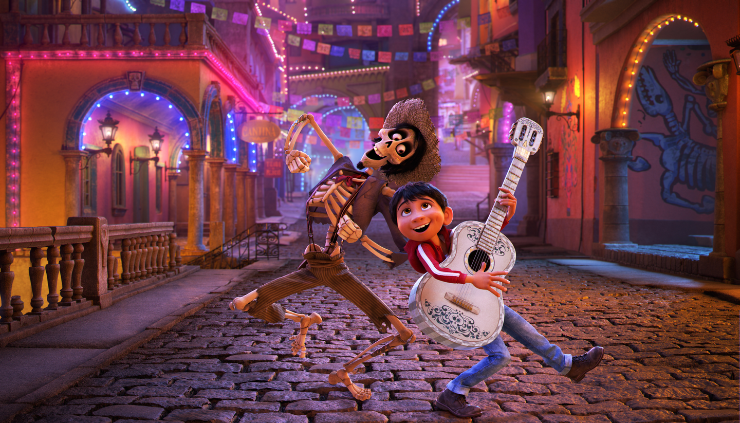Disney tried to trademark 'Day of the Dead.' They make up for it with Pixar's 'Coco' | America Magazine