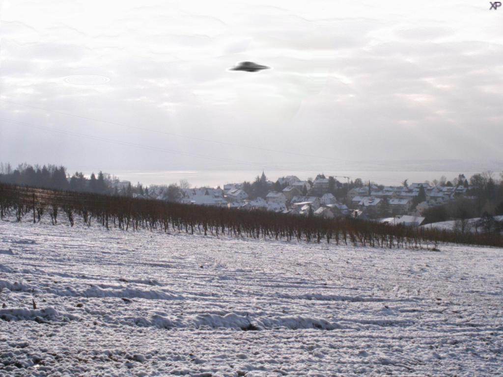 Is there a UFO