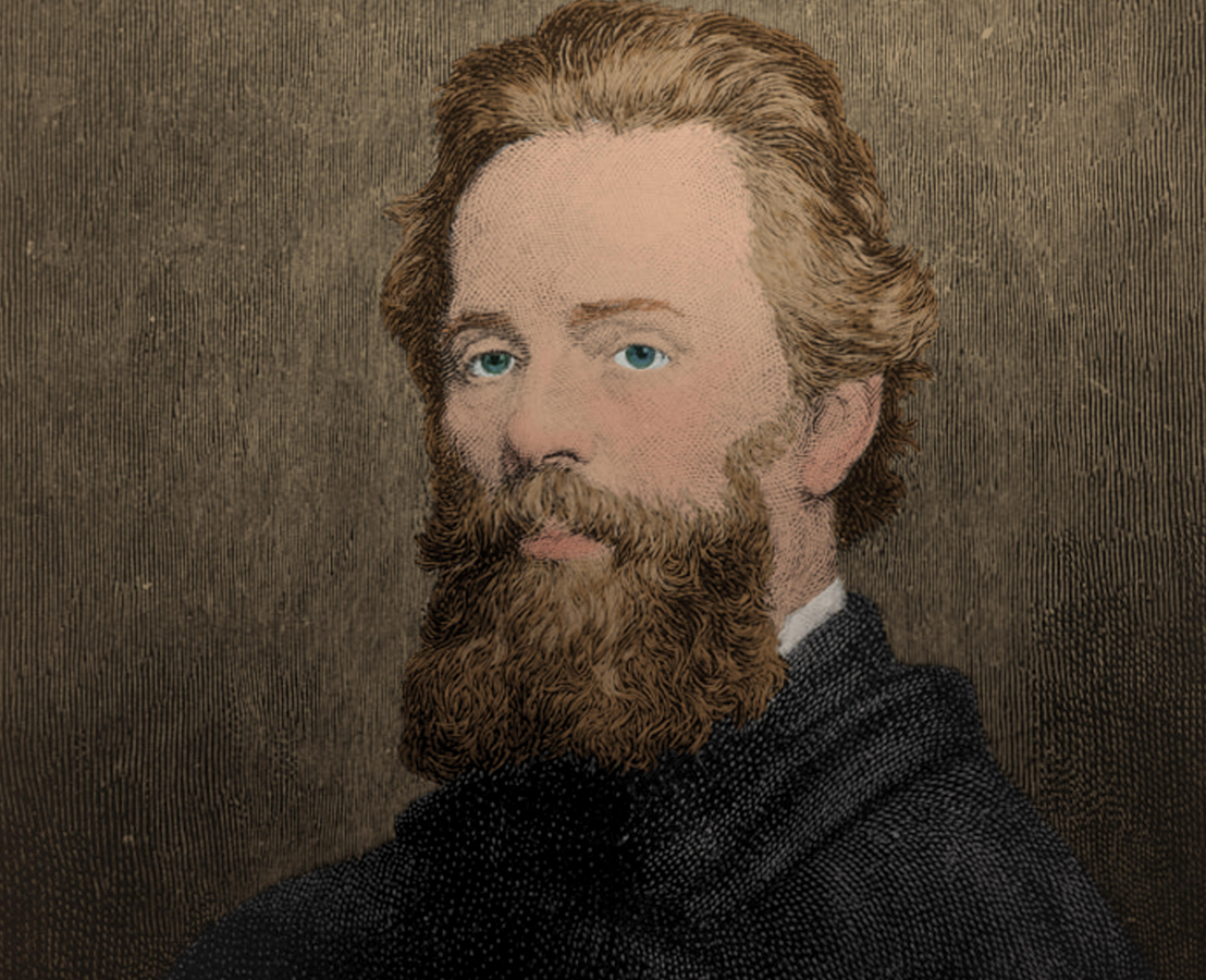 American Legends: The Life of Herman Melville