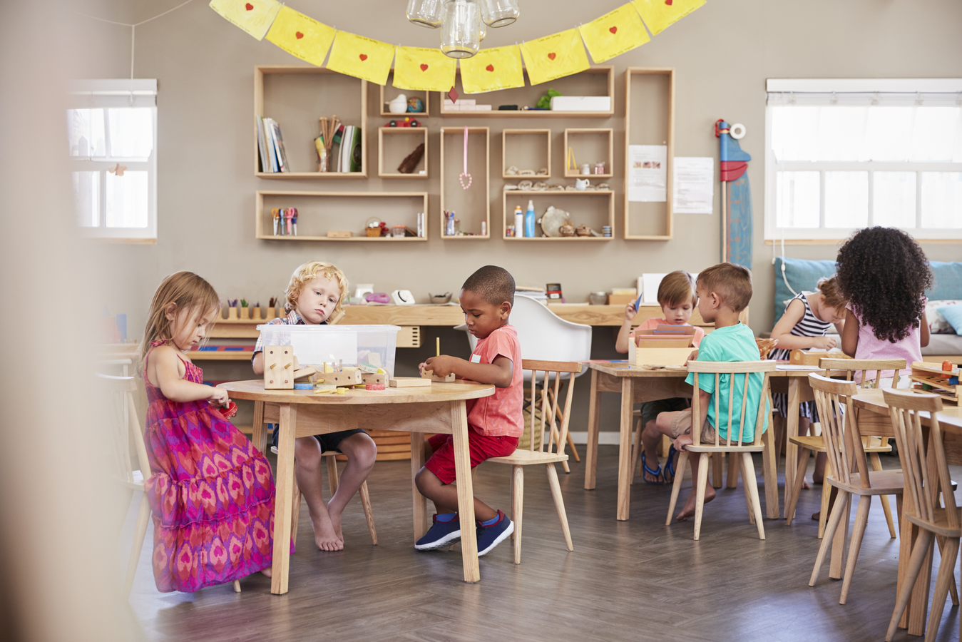 Montessori schools are exceptionally successful. So why aren t there more  of them  b643011291637