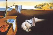 The Persistence of Memory, Salvador Dalí, 1931.