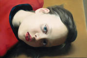 "Gerhard Richter is arguably the most famous living artist. ""Betty,"" painted in 1977, is one of several portraits of his daughter (Museum Ludwig/The Met Breuer)."
