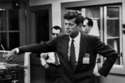 John F. Kennedy became the first Catholic president of the United States almost precisely halfway through the 110-year history (so far) of America magazine. (U.S. Department of Energy photo)