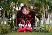 Students at Xavier High School in Chuuk, Federated States of Micronesia. (Photo by Emily Zlevor, courtesy of Xavier High School. Provided to America Media by Mary McAuliffe.)