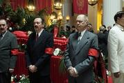 Steve Buscemi and Jeffrey Tambor pictured right in 'The Death of Stalin'