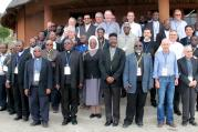 Bishops of Southern Africa meet in Lesotho.