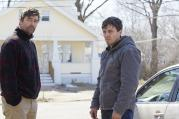 "Kyle Chandler, left, and Casey Affleck in ""Manchester by the Sea."""
