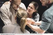 "Mark Strong and Company in ""A View From the Bridge"""