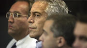In this July 30, 2008, file photo, Jeffrey Epstein, center, appears in court in West Palm Beach, Fla. Mr. Epstein pled guilty in 2008 for soliciting a minor for prostitution and now faces new charges in New York of sex trafficking. (Uma Sanghvi/Palm Beach Post via AP, File)